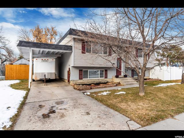 975 E Webster Dr S, Sandy, UT 84094 (#1581925) :: Von Perry | iPro Realty Network
