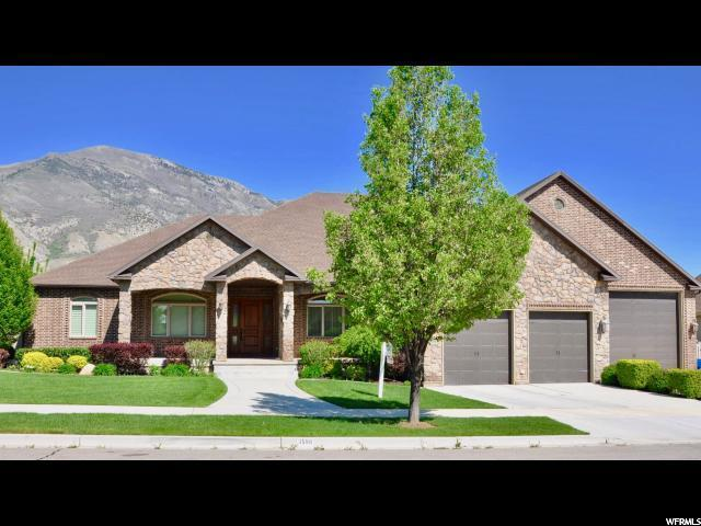 3598 N 1450 W, Pleasant Grove, UT 84062 (#1581943) :: Bustos Real Estate | Keller Williams Utah Realtors