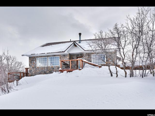 10240 E Lake Pines Dr, Heber City, UT 84032 (MLS #1581967) :: High Country Properties