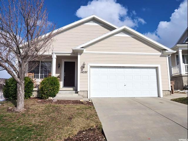 14337 S Bridgefield Dr, Draper, UT 84020 (#1581975) :: Powerhouse Team | Premier Real Estate