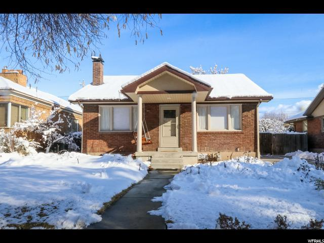 2691 S Chadwick, Salt Lake City, UT 84106 (#1581994) :: The Utah Homes Team with iPro Realty Network