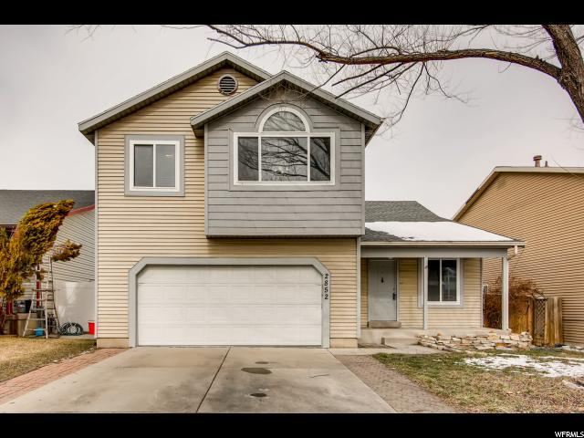 2852 Westcove, West Valley City, UT 84119 (#1582013) :: Powerhouse Team | Premier Real Estate