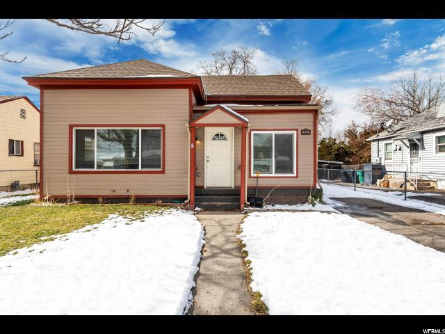 4752 S Hanauer St, Murray, UT 84107 (#1582015) :: Action Team Realty