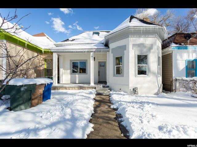 833 S Jefferson W, Salt Lake City, UT 84101 (#1582019) :: Von Perry | iPro Realty Network