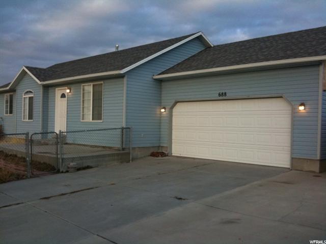 688 W 740 S, Tooele, UT 84074 (MLS #1582049) :: Lawson Real Estate Team - Engel & Völkers
