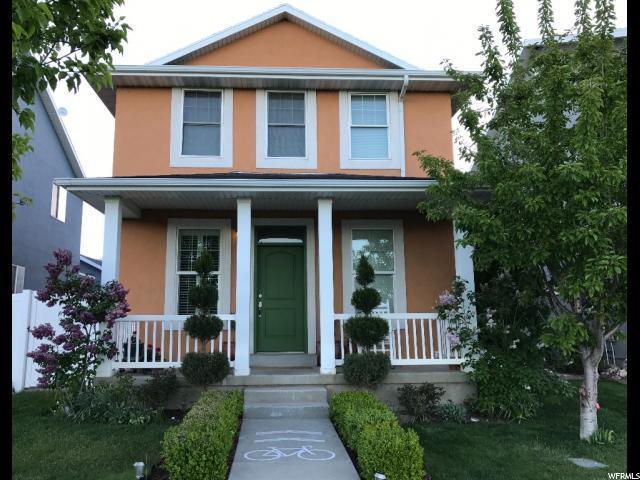 1394 W North Paddock Dr S, Farmington, UT 84025 (MLS #1582050) :: Lawson Real Estate Team - Engel & Völkers