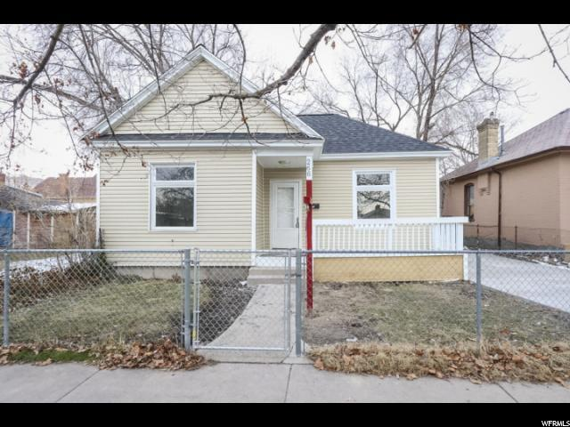 266 N 900 W, Salt Lake City, UT 84116 (#1582087) :: goBE Realty