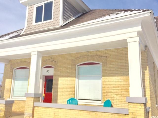 43 E 100 N, Smithfield, UT 84335 (#1582141) :: Powerhouse Team   Premier Real Estate