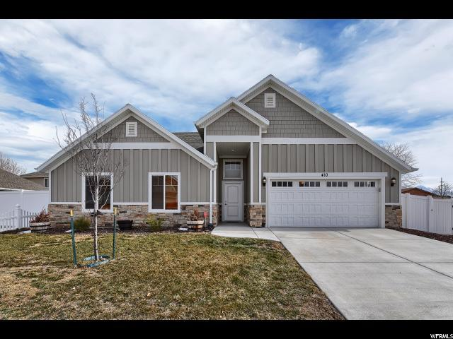 410 N Silent Glen Ln W, Salt Lake City, UT 84116 (#1582156) :: goBE Realty