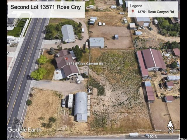 13751 S Rose Canyon Rd W, Herriman, UT 84096 (#1582176) :: Action Team Realty