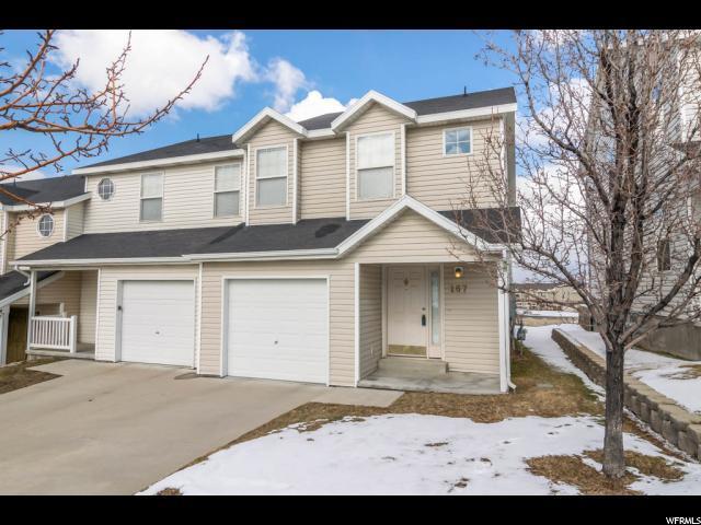 167 E Flowerfield Dr, Draper, UT 84020 (#1582177) :: Powerhouse Team | Premier Real Estate