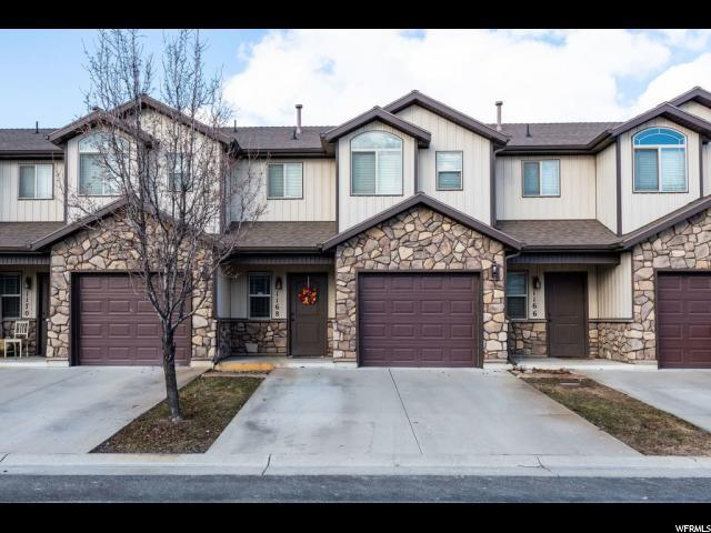 1168 Lancelot Ln, West Haven, UT 84401 (#1582182) :: goBE Realty