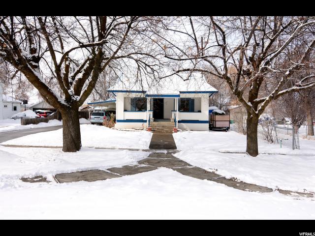 61 N 200 W, Hyrum, UT 84319 (#1582184) :: Powerhouse Team   Premier Real Estate