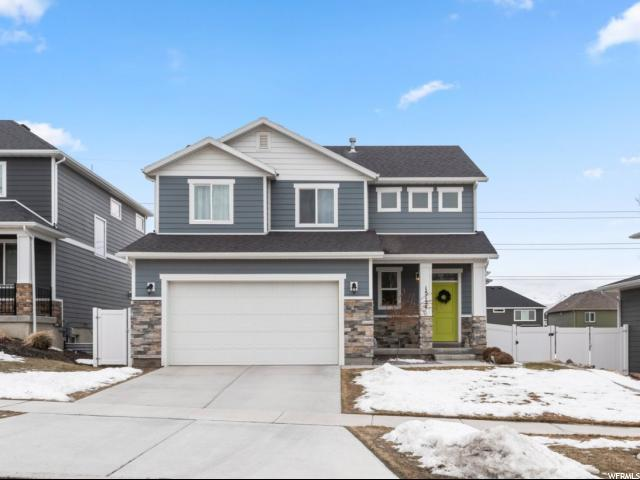 15124 S Freedom Point Way W, Bluffdale, UT 84065 (#1582199) :: The Canovo Group