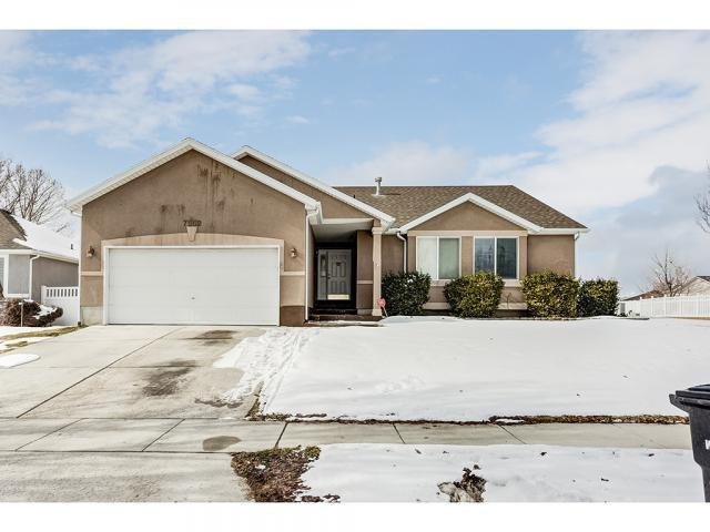 7552 S Park Village Dr W, West Jordan, UT 84084 (#1582224) :: Powerhouse Team | Premier Real Estate