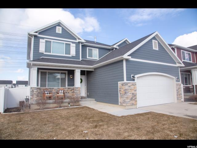 958 W Freedom Point Way, Bluffdale, UT 84065 (#1582250) :: The Canovo Group
