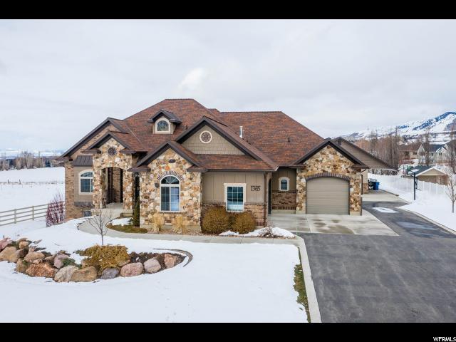 1365 E 2700 N, North Logan, UT 84341 (#1582259) :: Powerhouse Team | Premier Real Estate