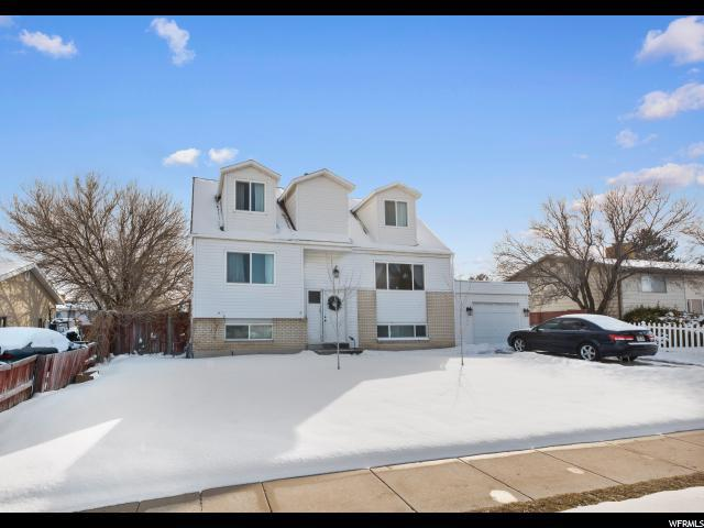3707 W Tuscaloosa Way S, West Jordan, UT 84084 (#1582268) :: Powerhouse Team | Premier Real Estate