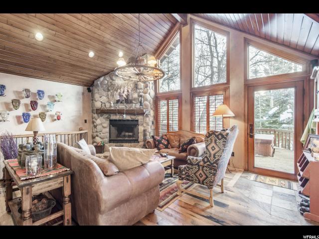 2889 E Sunnyside Ln, Sundance, UT 84604 (#1582283) :: Big Key Real Estate