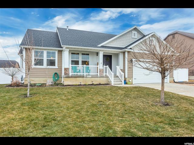 972 W 1550 S, Springville, UT 84663 (#1582285) :: Powerhouse Team | Premier Real Estate