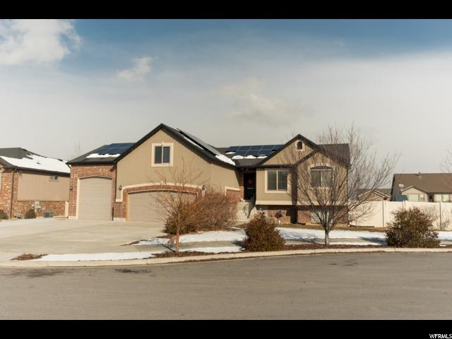 3534 W 1450 N, West Point, UT 84015 (#1582290) :: Powerhouse Team | Premier Real Estate