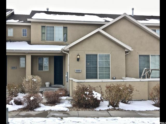 6880 N Burgess Dr E, Stansbury Park, UT 84074 (#1582293) :: Powerhouse Team | Premier Real Estate