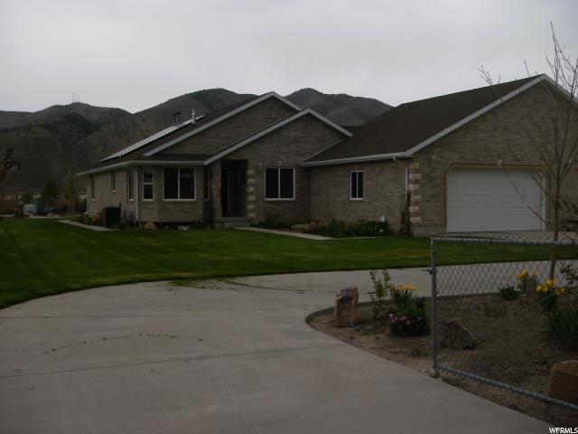 55 N New Saddle Dr W, Stockton, UT 84071 (#1582341) :: Big Key Real Estate