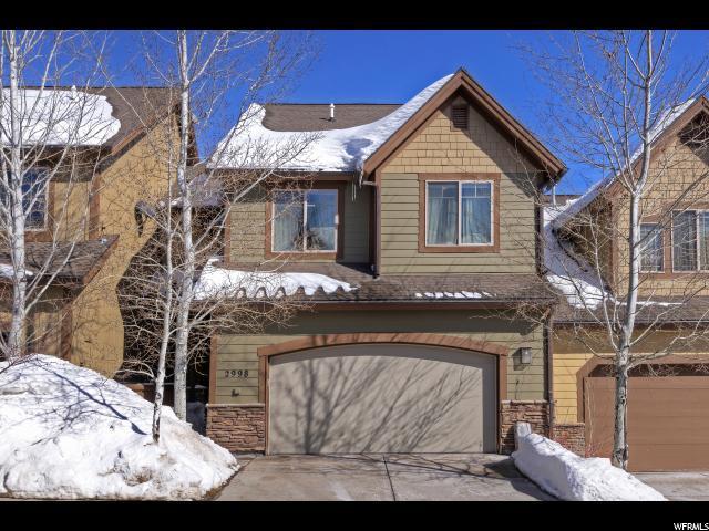 2998 Canyon Link Dr, Park City, UT 84098 (#1582354) :: Big Key Real Estate
