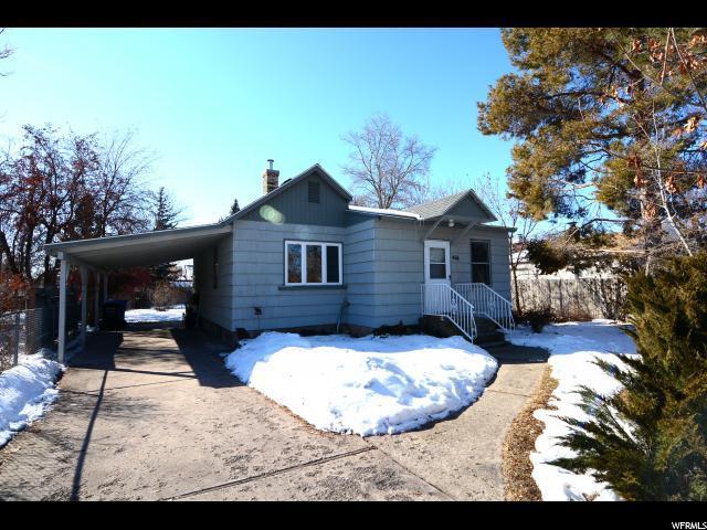 416 E 500 S, River Heights, UT 84321 (#1582368) :: Powerhouse Team | Premier Real Estate