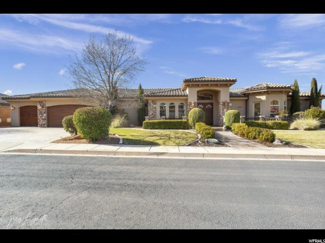 1863 N Labyrinth Dr, St. George, UT 84770 (#1582390) :: Exit Realty Success