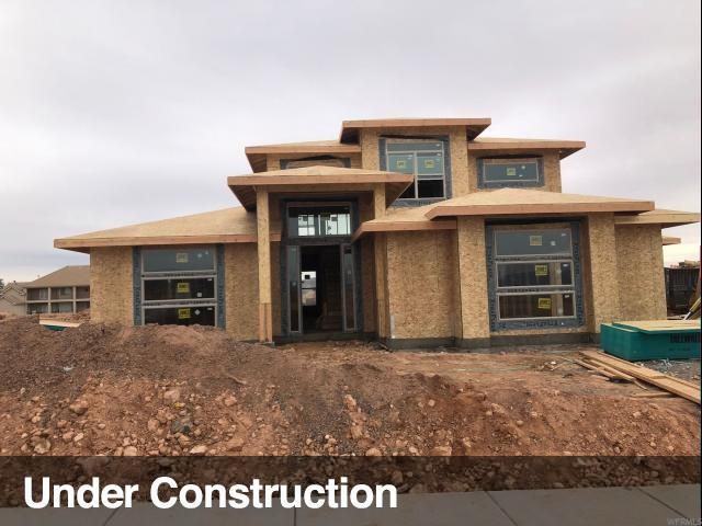 1035 S High Mesa Cir, St. George, UT 84790 (#1582424) :: Bustos Real Estate | Keller Williams Utah Realtors