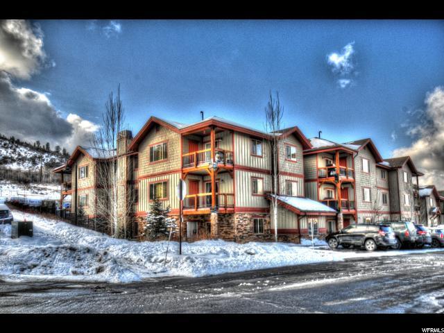 5501 N Lillehammer Ln #4211, Park City, UT 84098 (MLS #1582426) :: High Country Properties