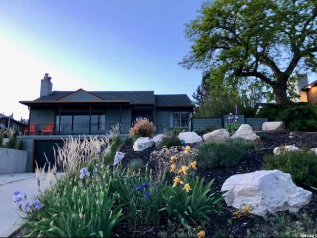 511 E 13TH Ave N, Salt Lake City, UT 84103 (#1582434) :: Colemere Realty Associates