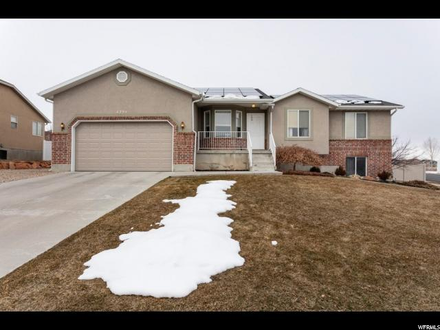 4294 W 11430 S, South Jordan, UT 84095 (#1582436) :: The Fields Team