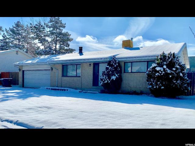 1016 E Timpie Dr S, Sandy, UT 84094 (#1582446) :: Powerhouse Team | Premier Real Estate