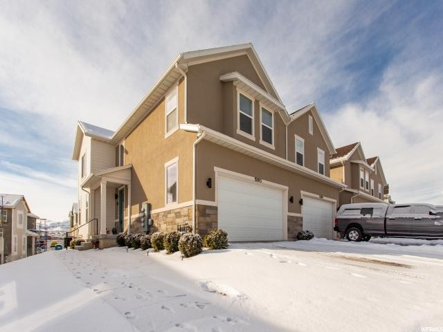 5193 W Cranford St, Herriman, UT 84096 (#1582454) :: Powerhouse Team | Premier Real Estate