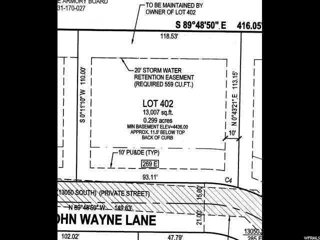 269 E John Wayne Ln, Draper, UT 84020 (#1582483) :: Exit Realty Success