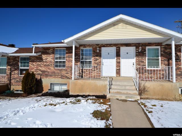 3240 N Fairfield Rd E #5, Layton, UT 84040 (#1582494) :: Keller Williams Legacy