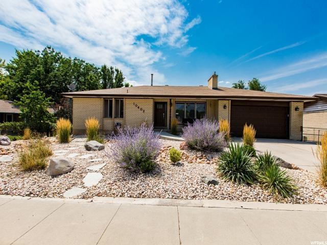 10402 S Weeping Willow Dr, Sandy, UT 84070 (#1582502) :: Powerhouse Team | Premier Real Estate