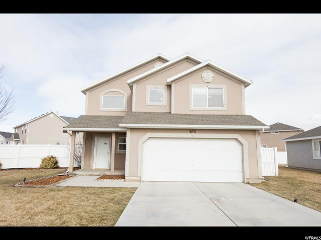 670 W Lakeview Dr, Lehi, UT 84043 (#1582503) :: The Fields Team
