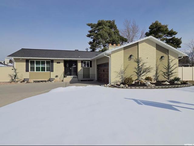 1733 E 8080 S, Sandy, UT 84093 (#1582526) :: Powerhouse Team | Premier Real Estate