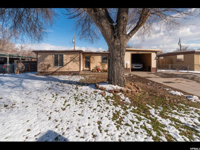 2871 S 3050 W, West Valley City, UT 84119 (#1582555) :: The Utah Homes Team with iPro Realty Network