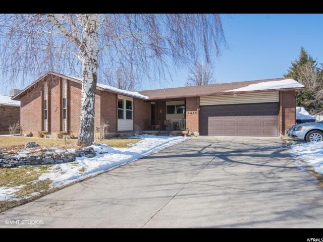 4435 S 1800 W, Roy, UT 84067 (#1582585) :: Big Key Real Estate