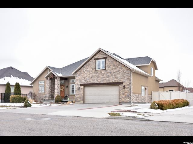 14316 Stone Fly Dr, Bluffdale, UT 84065 (#1582630) :: Colemere Realty Associates