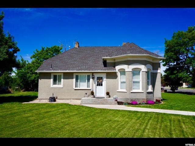 695 N 100 E, Nephi, UT 84648 (#1582747) :: Bustos Real Estate   Keller Williams Utah Realtors