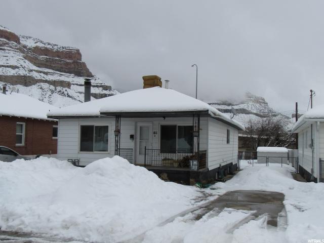 61 Garden St, Helper, UT 84526 (#1582886) :: Bustos Real Estate   Keller Williams Utah Realtors