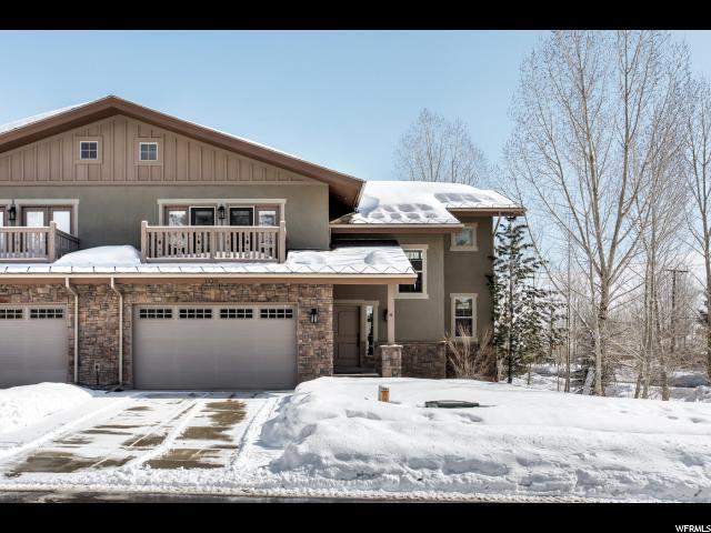 1120 N 520 W #4, Midway, UT 84049 (MLS #1582924) :: High Country Properties