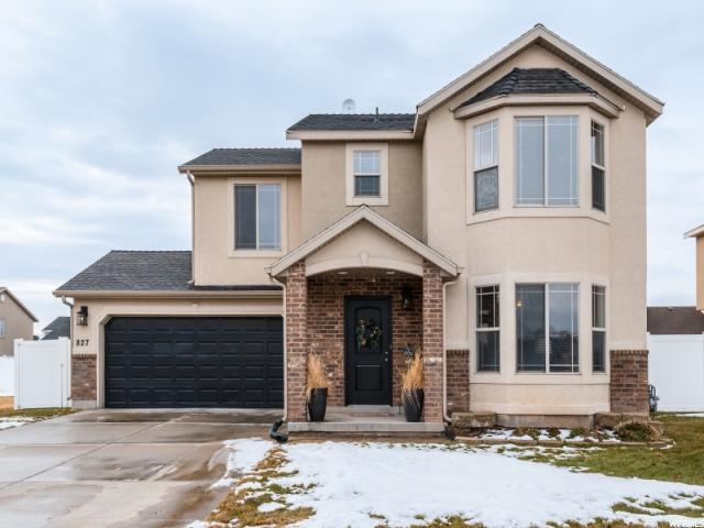 827 W 2150 N, Pleasant View, UT 84404 (#1582975) :: Big Key Real Estate
