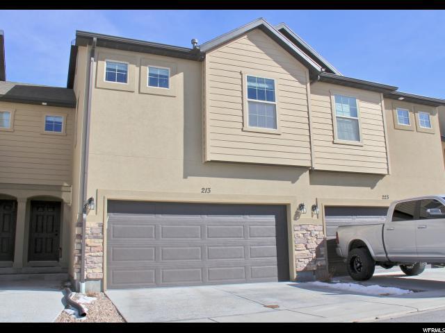 213 S 1930 E, Spanish Fork, UT 84660 (#1582979) :: Bustos Real Estate | Keller Williams Utah Realtors