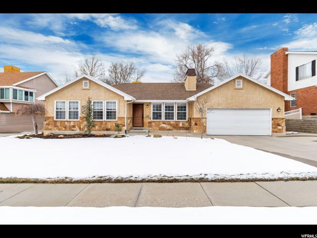 1737 E Wood Glen Rd, Sandy, UT 84092 (#1582985) :: The Utah Homes Team with iPro Realty Network